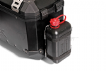 SW Motech TraX ® Canister Kit Black. Plastic Canister. UN approval. ALK.00.165.31100/B